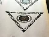 Geometric design heat seal